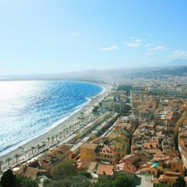 Passer des vacances à Nice